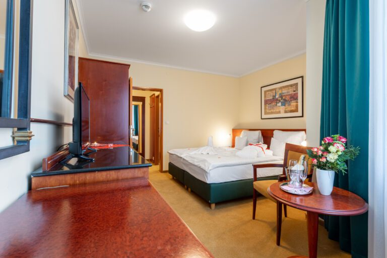 Pokoje - Hotel Lafonte**** Karlovy Vary