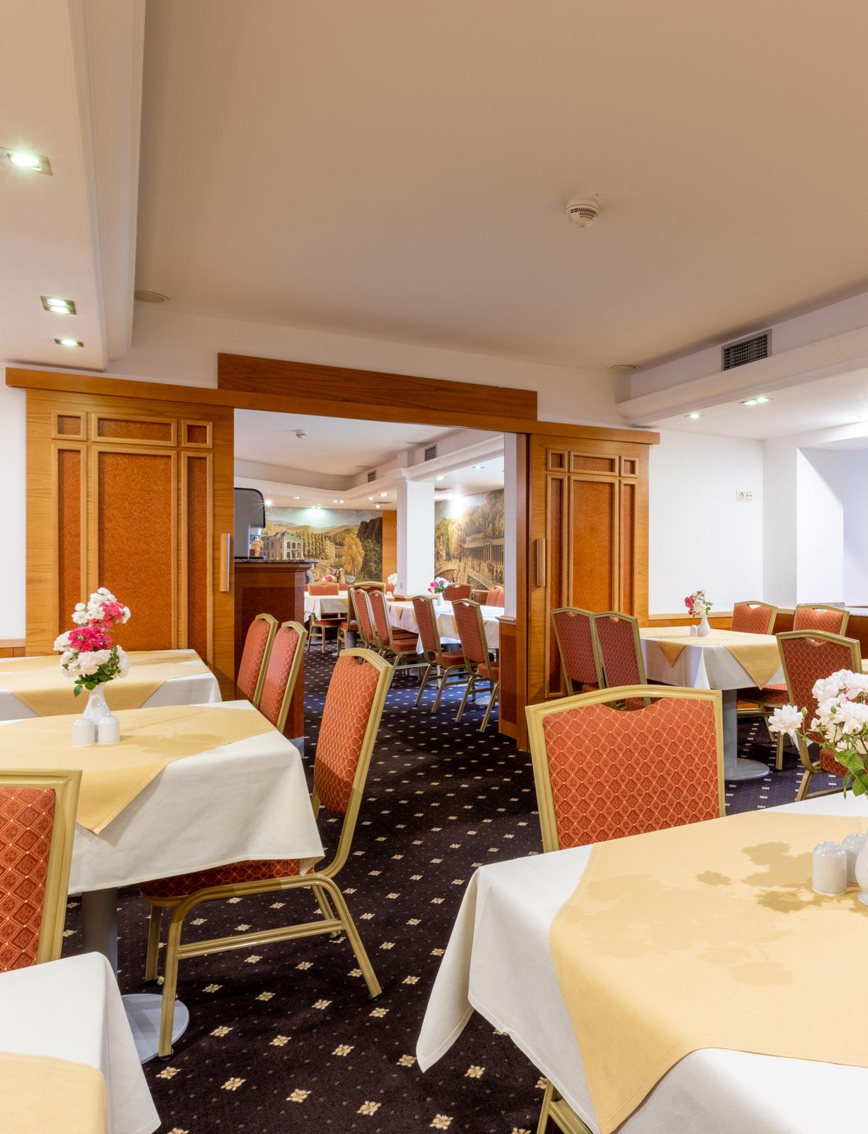 Restaurace - Hotel Lafonte**** Karlovy Vary