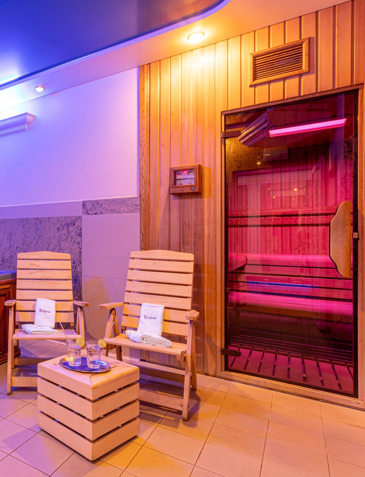 Sauna - Hotel Lafonte**** Karlovy Vary